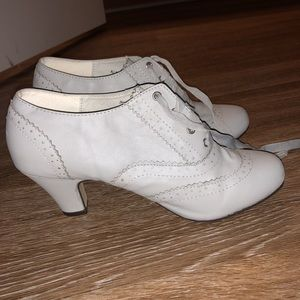 Grey ModCloth Booties